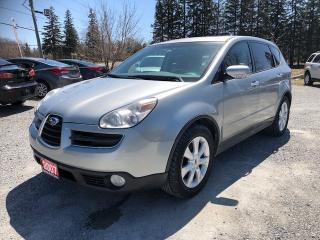 Used 2007 Subaru B9 Tribeca AWD LEATHER SUNROOF 7 PASSENGER for sale in Gormley, ON