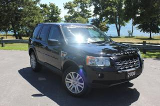 Used 2008 Land Rover LR2 SE-LEATHER| PANORAMIC ROOF| ALLOYS| BLUETOOTH for sale in Oshawa, ON