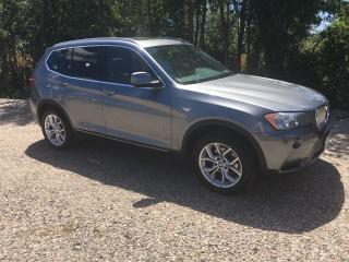 Used 2013 BMW X3 28i AWD for sale in Perth, ON