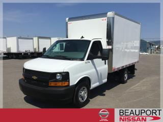 Used 2017 Chevrolet Express CUBE 3500 12 PIEDS AVEC RAMPE for sale in Beauport, QC