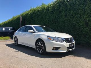 Used 2018 Nissan Altima 2.5 SV 4dr FWD Sedan for sale in Surrey, BC
