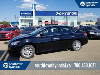 Used 2015 Nissan Sentra SV/BACKUP CAM/HEATED SEATS/BLUETOOTH for sale in Edmonton, AB