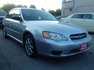 Used 2007 Subaru Legacy 2.5i - 190 KM - Extra Clean for sale in Scarborough, ON