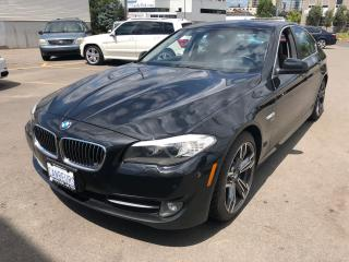 Used 2011 BMW 5 Series 535i xDrive for sale in North York, ON