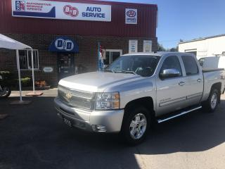 Used 2010 Chevrolet Silverado 1500 LTZ Crew Cab 4X4  Z71 for sale in Kingston, ON