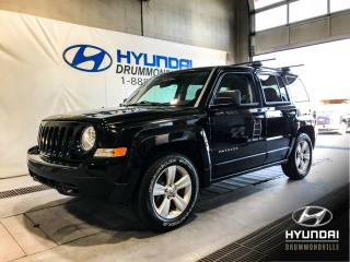 Used 2014 Jeep Patriot SPORT + GARANTIE + BAS KM + MAGS + WOW ! for sale in Drummondville, QC