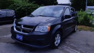 Used 2012 Dodge Grand Caravan SE for sale in Orillia, ON