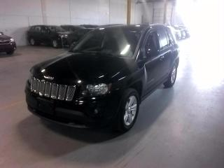 Used 2015 Jeep Compass NORTH - BLUETOOTH - ALLOYS - ONLY 63K for sale in Aurora, ON