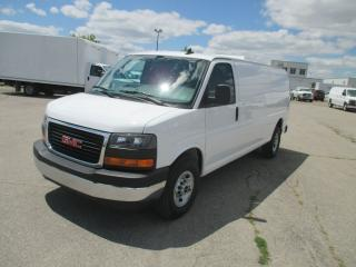 Used 2017 GMC Savana 3500 155 INCH W/BASE. for sale in London, ON