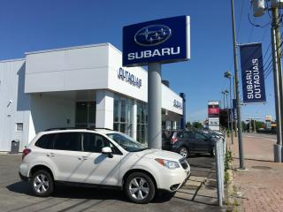 Used 2015 Subaru Forester 2.5i Convenience for sale in Gatineau, QC