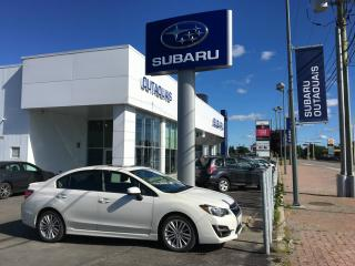Used 2015 Subaru Impreza Impreza 4p. Sport CVT for sale in Gatineau, QC