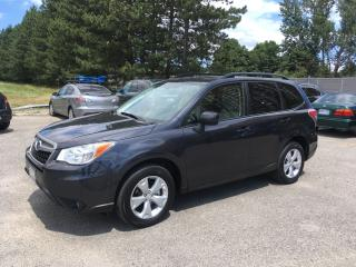 Used 2014 Subaru Forester i Convenience for sale in Scarborough, ON