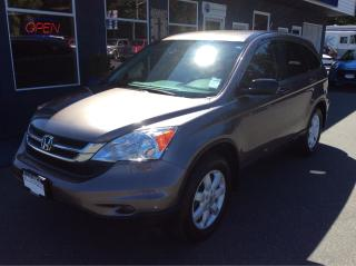 Used 2011 Honda CR-V LX for sale in Parksville, BC