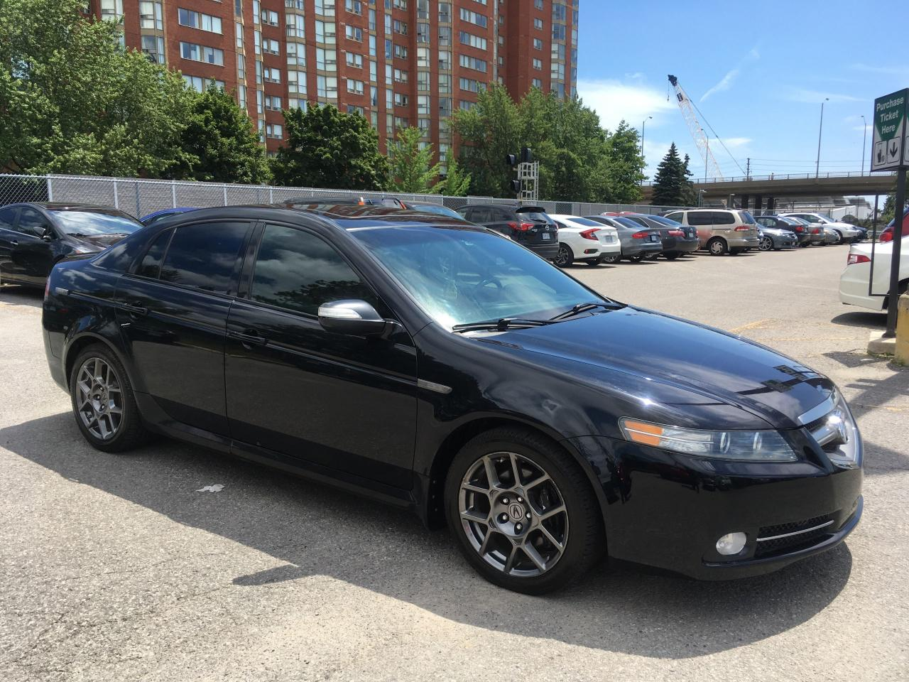 Used 2008 Acura Tl Type S For Sale In Toronto Ontario Cl Hood Pin 647 281 0735