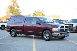 Used 2003 Dodge Ram 2500 Crew Cab 8FT SLT for sale in Brampton, ON