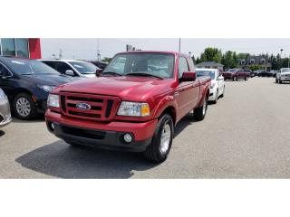 Used 2010 Ford Ranger Sport + 6 Passager for sale in Sherbrooke, QC