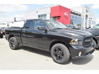 Used 2018 RAM 1500 Express Quad Cab V-6 for sale in Sherbrooke, QC