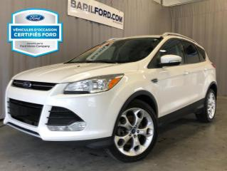 Used 2015 Ford Escape FWD 4DR TITANIUM for sale in Saint-hyacinthe, QC