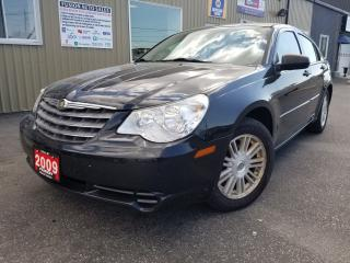 Used 2009 Chrysler Sebring LX for sale in Tilbury, ON