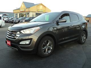 Used 2013 Hyundai Santa Fe SPORT 2.4L HeatedSeats Bluetooth for sale in Brantford, ON