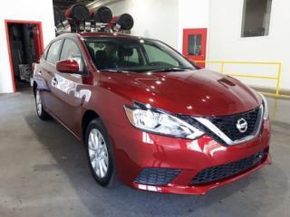 Used 2018 Nissan Sentra Sv - Cert.- Toit for sale in Drummondville, QC