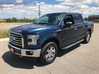 Used 2017 Ford F-150 XLT for sale in Brampton, ON