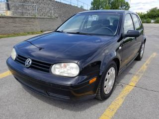 Used 2003 Volkswagen Golf TDI for sale in Laval, QC