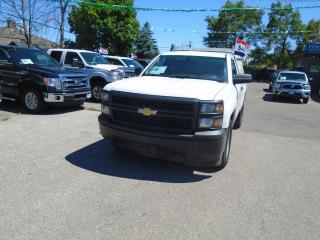 Used 2014 Chevrolet Silverado 1500 Work Truck for sale in North York, ON