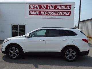 Used 2015 Hyundai Santa Fe LIMITED for sale in Etobicoke, ON