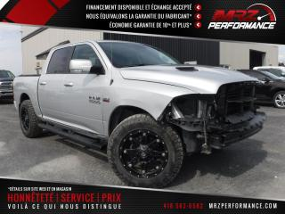 Used 2016 Dodge Ram 1500 Sport for sale in Saint-gedeon-de-beauce, QC