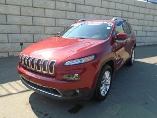 Used 2017 Jeep Cherokee Limited for sale in Fredericton, NB
