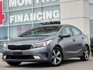 Used 2018 Kia Forte LX+ | Dealer Demo | Android Auto | Backup Camera for sale in St Catharines, ON