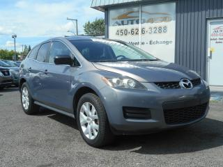 Used 2007 Mazda CX-7 ***GS,MAGS,TOIT OUVRANT*** for sale in Longueuil, QC