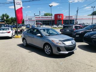 Used 2013 Mazda MAZDA3 GX AIR CLIMATISÉ AUTOMATIQUE for sale in Quebec, QC