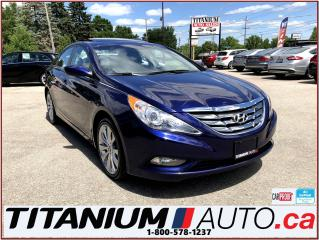 Used 2013 Hyundai Sonata Limited+Sunroof+Leather Power Heated Seats+BlueToo for sale in London, ON