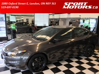 Used 2015 Dodge Dart New Tires & Brakes! NAVI+Camera+Bluetooth+A/C for sale in London, ON