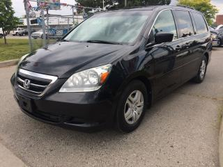 Used 2007 Honda Odyssey EXL,LEATHER,S/ROOF,SAFETY+3YEARS WARRANTY INCLUDED for sale in North York, ON