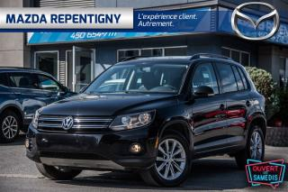 Used 2015 Volkswagen Tiguan COMFORTLINE for sale in Repentigny, QC