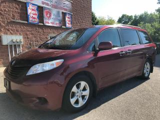 Used 2011 Toyota Sienna ONE OWNER/NO ACCIDENT/CERTIFIED/WARRANTY INCL for sale in Cambridge, ON
