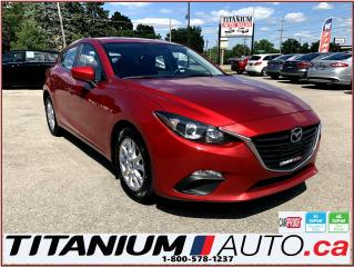 Used 2014 Mazda MAZDA3 Sport Hatchback+GS-SKY+Camera+GPS+Heated Seats+ECO for sale in London, ON