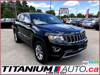 Used 2015 Jeep Grand Cherokee Limited+4X4+GPS+Camera+Leather Heated Power Seats+ for sale in London, ON