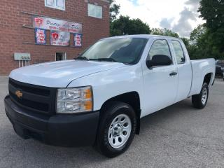 Used 2008 Chevrolet Silverado 1500 4.8L/ONE OWNER/NO ACCIDENT/CERTIFIED/WARRANTY INCL for sale in Cambridge, ON