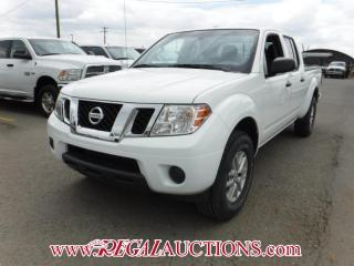 Used 2015 Nissan FRONTIER SV CREW CAB 4X4 AT 4.0L for sale in Calgary, AB