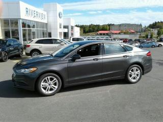 New 2018 Ford Fusion SE for sale in Fredericton, NB