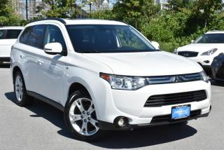 Used 2014 Mitsubishi Outlander 4WD GT for sale in Burnaby, BC