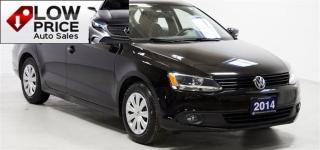 Used 2014 Volkswagen Jetta AllPowerOpti*HtdSeats*Bluetooth&Warranty* for sale in York, ON
