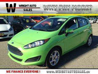 Used 2014 Ford Fiesta SE|BLUETOOTH|KEYLESS ENTRY|56,609 KMS for sale in Cambridge, ON