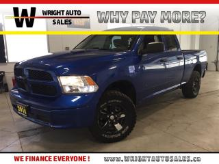 Used 2016 RAM 1500 ST|4WD|KEYLESS ENTRY|51,276 KMS for sale in Cambridge, ON