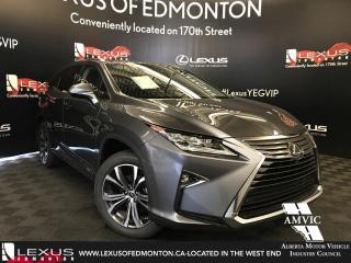 New 2018 Lexus RX 350L Luxury Package 6 Passenger for sale in Edmonton, AB