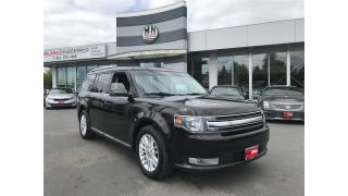 Used 2014 Ford Flex SEL Fully Loaded Navi Leather Sunroof's Only 130,0 for sale in Langley, BC